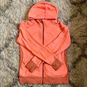 Lululemon coral hoodie